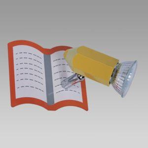 Детска лампа PENCIL 28008