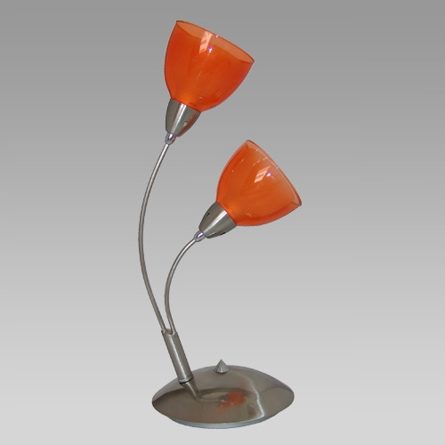 Настолна лампа CARRAT 12041 (ОРАНЖ)